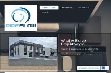 Biuro Projektowe Pipe Flow. Kamil Różycki - Urządzenia, materiały instalacyjne Piotrków Trybunalski