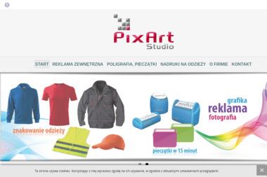 PixArt Studio Reklamy i Grafiki - Agencja marketingowa Żychlin