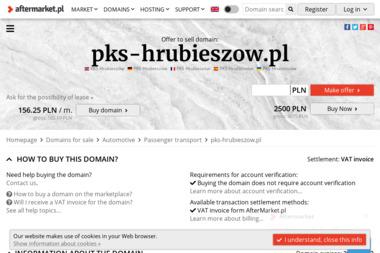 PKS Hrubieszów Sp.z o.o. - Przewóz osób Hrubieszów