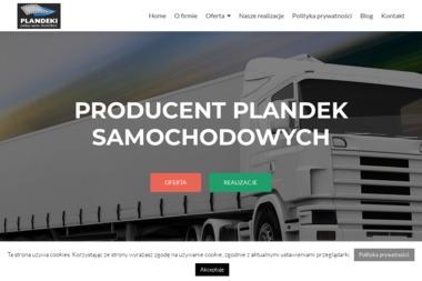 Plandeki Produkcja i Naprawa Krzysztof Sikorski - Usługi Reklamowe Orchów