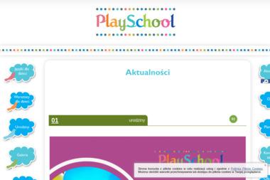 Playschool Marta Niedźwiedź. Angielski dla dzieci - Szkoła językowa Olsztyn