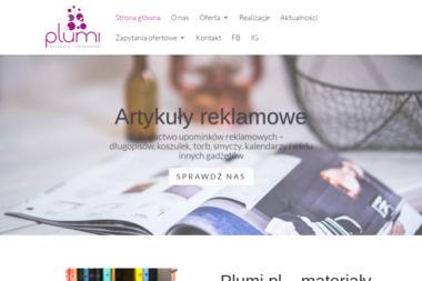 Plumi Artykuły Reklamowe - Paczki Mikołajkowe dla Dzieci Kielce