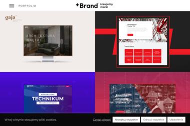 Plus Brand Agencja Brandingowa - Strony internetowe Radzyń Podlaski