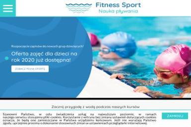 Fitness Sport - Nauka pływania Szubin