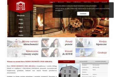 Nieruchomości Pod Arkadą - Agencja Nieruchomości Grójec