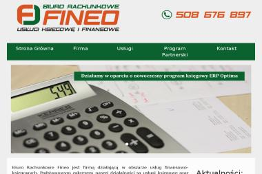 BIURO RACHUNKOWE FINEO - Usługi finansowe Zakopane