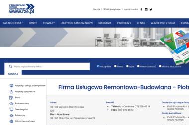 Firma Us艂ugowo-Budowlana Piotr Podsiad艂o - Schody metalowe Wysoka Strzy偶owska