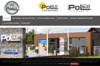 FHU Pol-Bud Paweł Zajdel - Skład budowlany Sanok