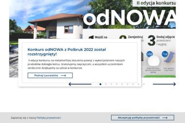 Polbruk S.A. - Skład budowlany Brodnica