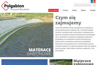 Polgabion Projekt Tomasz Kosiński - Architekt wnętrz Marki