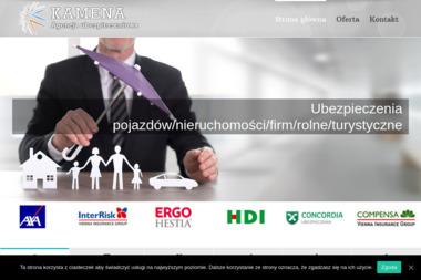 Ubezpieczenia Kamena - Ubezpieczenie samochodu Głubczyce