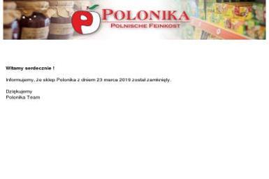 Agencja Reklamowa Polonika. Studio reklamy i druku cyfrowego - Drukowanie Skierniewice