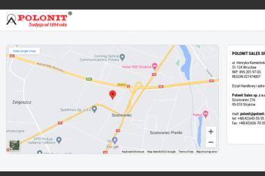 Polonit Invest Sp. z o.o. - Murarz Sosnowiec
