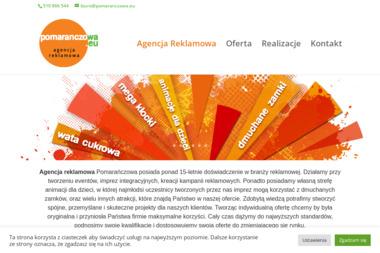 Pomarańczowa Agencja Reklamowo – Eventowa - Agencje Eventowe Toruń