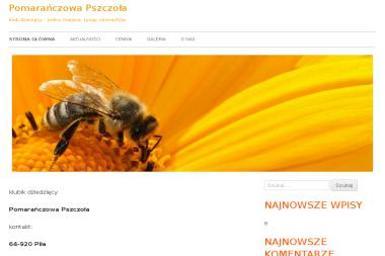 Pomarańczowa Pszczoła Marzena Kowalska Szałach - Pomoc Domowa Piła