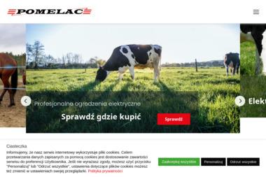 POMELAC Sp. z o.o. Ogrodzenia elektryczne, ochrona upraw i zwierząt - Schody Wyszków