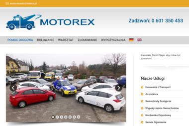 Motorex Tomasz Remień - Przeprowadzki Ostrów