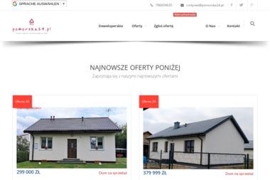 Biuro Obrotu Nieruchomościami Pomorska24.pl - Agencja Nieruchomości Toruń