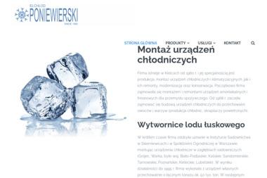 Elchłod Elektromechanika Chłodnicza Karol Poniewierski - Klimatyzacja Kielce