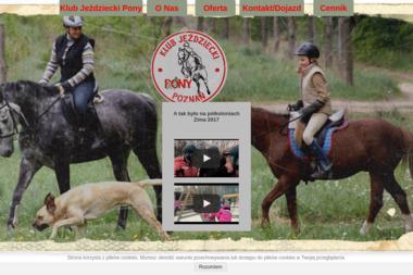 Klub Jeździecki Pony - Agroturystyka Poznań