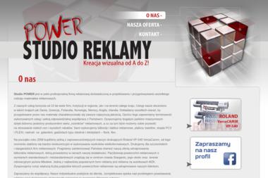 Kulewski Sebastian Jacek Power Studio Reklamy - Drukarnia Stargard