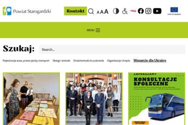 Powiatowe Centrum Pomocy Rodzinie w Starogardzie Gdańskim - Pomoc domowa Starogard Gdański