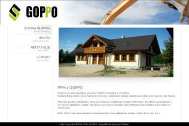 PPHU Goppo Jan Goppold - Skład budowlany Dąbrowa Górnicza