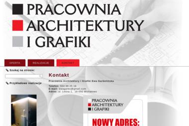 Pracownia Architektury i Grafiki - Wyburzenia Michałowo
