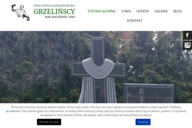 Pracownia Kamieniarska Grzelińscy Prac Kam Inez Grzelińska - Schody Marmurowe Aleksandrów Kujawski