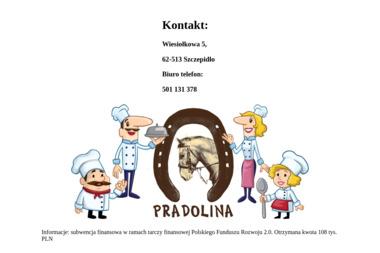 Gospodarstwo Agroturystyczne PRADOLINA - Agroturystyka Krzymów