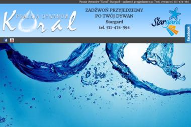 Pralnia Dywanów Koral - Czyszczenie Tapicerki Meblowej Choszczno