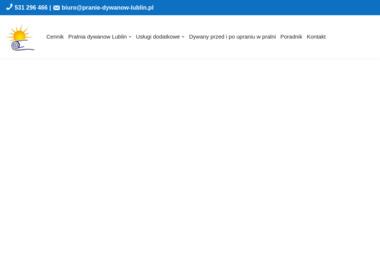 Pralnia Dywanów - Pranie Podsufitki Lublin