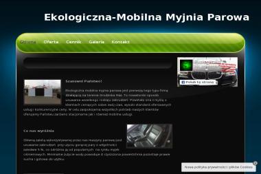 Mobilne-Ekologiczne Mycie Parowe. Pranie tapicerki, pranie dywanów, pranie wykładzin - Pralnia Grodzisk Mazowiecki