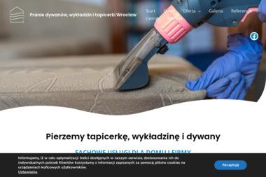Justica Osadnik Justyna. Pranie dywanów, czyszczenie tapicerki - Pranie Tapicerki Meblowej Wrocław