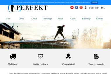 FU Perfekt Tomasz Pawiński - Pranie Tapicerki Smolice