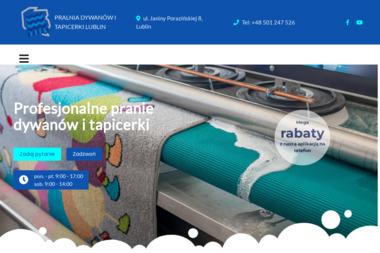 Profesjonalne Pranie Tapicerki. Pranie dywanów, czyszczenie dywanów - Pranie Podsufitki Lublin