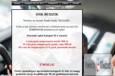 Nauka Jazdy Budzik - Szkoła jazdy Bogatynia