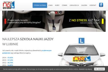 Centrum Szkolenia Kierowców NO STRESS - Kurs Prawa Jazdy Lubin