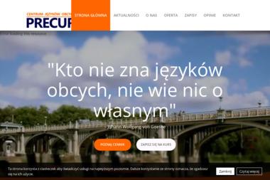 Centrum Języków Obcych PRECURSOR - Kurs francuskiego Grudziądz