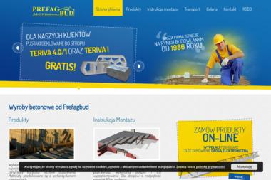 PPHU Prefagbud S.C. - Skład budowlany Pęclin