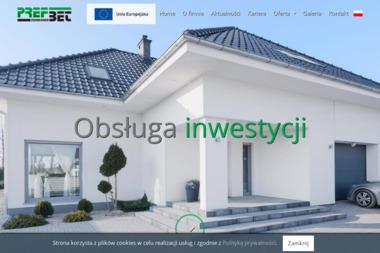 Przedsiębiorstwo Produkcji Betonów Prefbet Sp. z o.o. - Nawierzchnia Betonowa Śniadowo