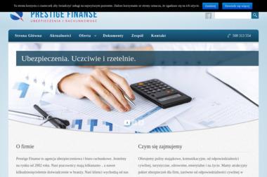 Prestige Finanse Sp. z o.o. - Ubezpieczenia Na Życie Kartuzy