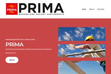 P.H. PRIMA - Okna Czersk