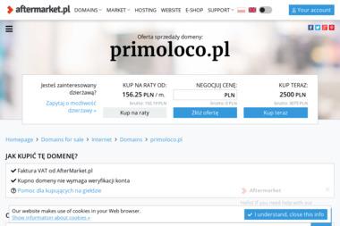 Primoloco Nieruchomości - Agencja nieruchomości Szczecin
