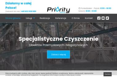 Priority Services. Specjalistyczne Usługi Porządkowe - Czyszczenie Tapicerki Meblowej Piotrków Trybunalski