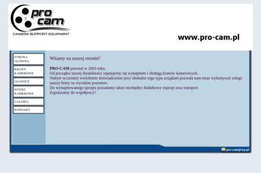 Pro-Cam - Wózki Paletowe Oleśnica