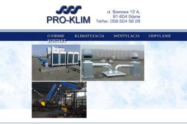 Pro-Klim S.C. - Klimatyzacja Gdynia