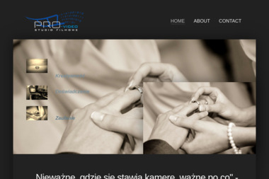 Pro-Video Studio Filmowe. Film, filmowanie - Kamerzysta Szczecin
