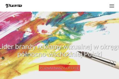 Krajewski Krzysztof Pracownia Reklamy Proart - Analiza Marketingowa Łomża
