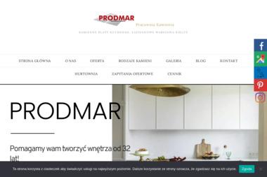 Prodmar - Producent Marmury, Granity, Konglomeraty, Blaty kuchenne i łazienkowe, Parapety, Schody - Schody Suków
